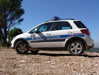 Véhicules Police Municipale